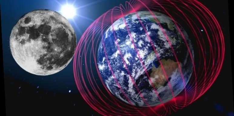 Earth's magnetic field has helped put water on the Moon – study finds 'unexpected' process