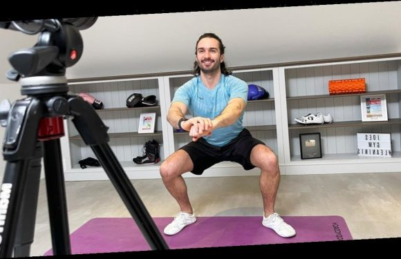 Joe Wicks admits doing 'longest fart ever' during live workout to the nation