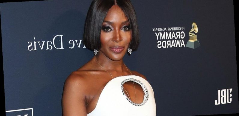 Naomi Campbell shares heartbreaking tribute to godson Harry Brant after death