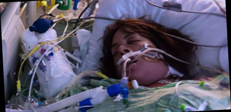 Woman who died for 37 seconds 'saw her body from above and spirits of the dead'