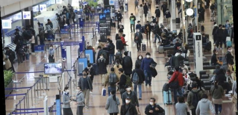 New coronavirus variant found in Japan in travellers from Brazil