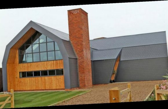 Grand Designs viewers slam £600k barn conversion for 'looking like crematorium'