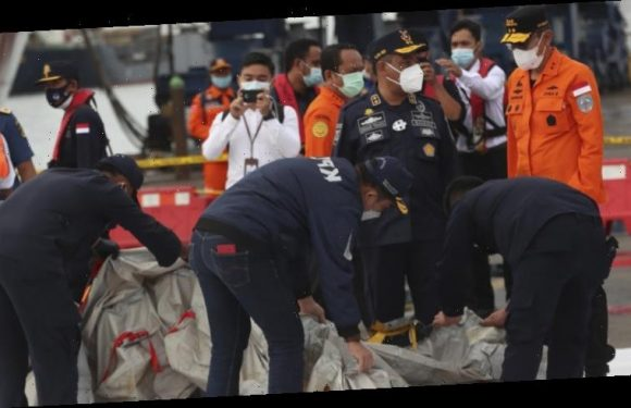 Body parts, debris found after Sriwijaya Air Flight 182 plane crash
