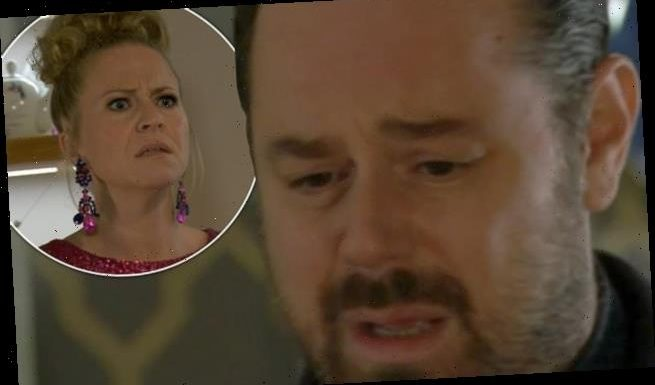 EastEnders fans in tears as Mick tells Linda he was abused as a child