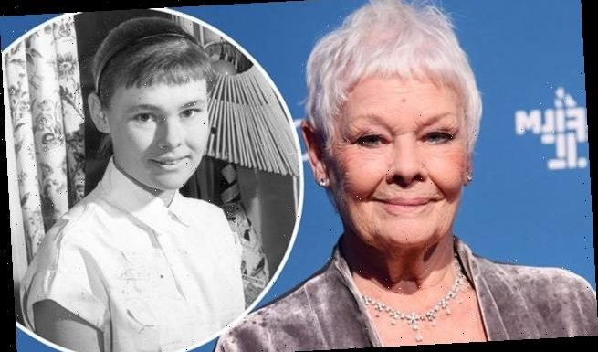 Dame Judi Dench reveals she was named by a famous 1930s MEDIUM