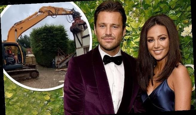 Michelle Keegan andMark Wright's new home plans criticised by council