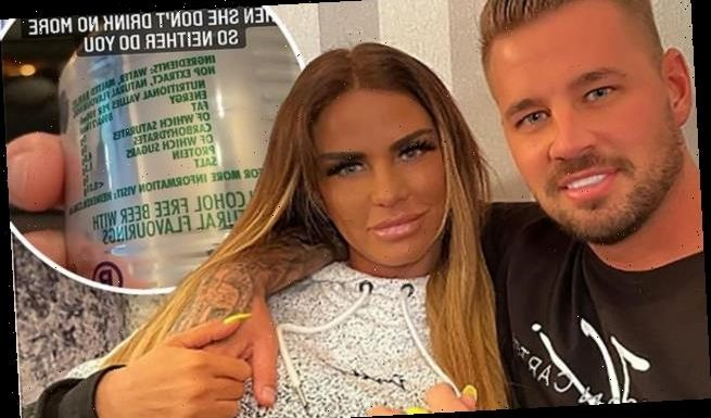 Carl Woods has given up alcohol in solidarity with partner Katie Price