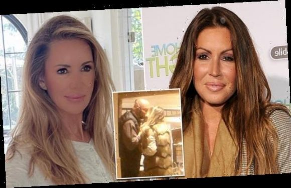 Rachel Uchitel hits back against claims made by new boyfriend's wife