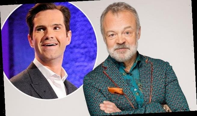 Graham Norton likens tax-dodging celebrities to drunk-drivers