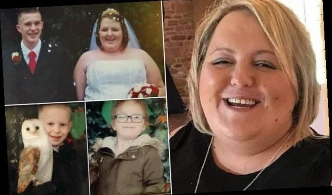 'Devoted' mother-of-two, 32, mysteriously dies in her sleep