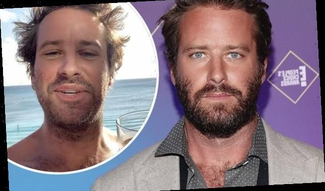 Armie Hammer becomes trendin topic amid alleged graphic DMs