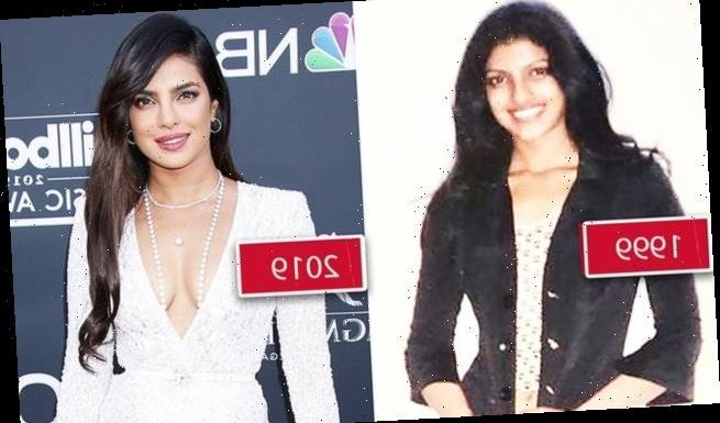 Priyanka Chopra, 38, is almost unrecognizable as a 17-year-old living