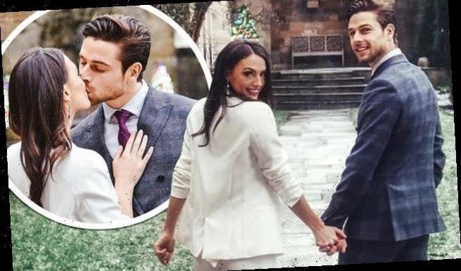 Love Island's Tom Walker announces he's wed his 'secret' girlfriend