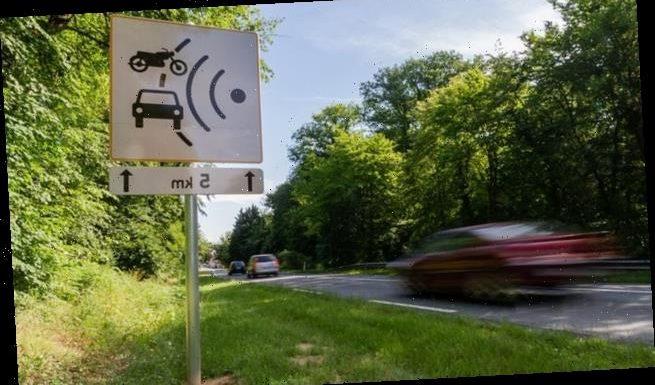 British holidaymakers to dodge EU speeding fines