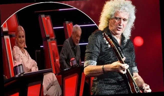 Brian May 'HATES' The Voice as he says 'the show doesn't work'