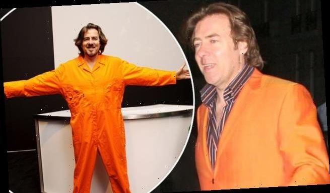 Jonathan Ross's first sexual experiences were with Hoover and orange