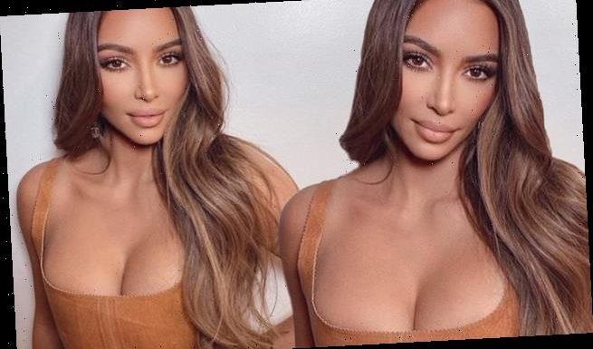 Kim Kardashian celebrates 200 MILLION Instagram followers