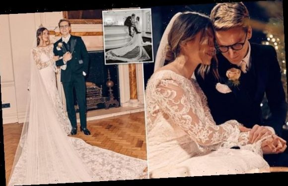 Made In Chelsea's Oliver Proudlock MARRIES Emma Louise Connolly!