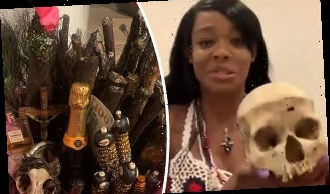 Azealia Banks denies rumours she 'ate her dead cat'