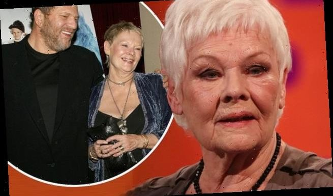 Judi Dench feels 'lucky' to have never seen 'other side' of Weinstein