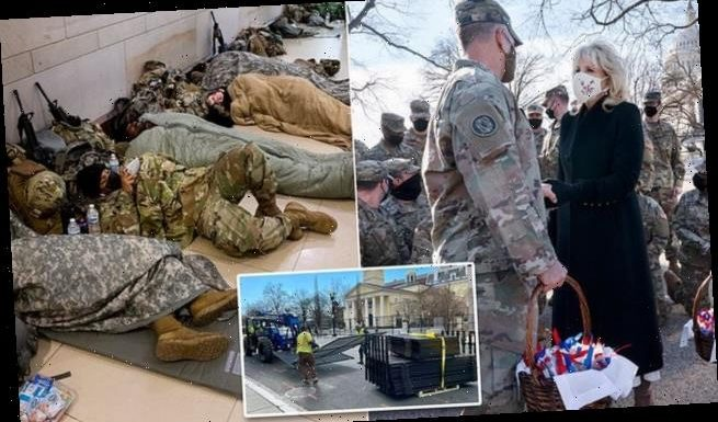National Guard to remain in DC until March due to lingering threats