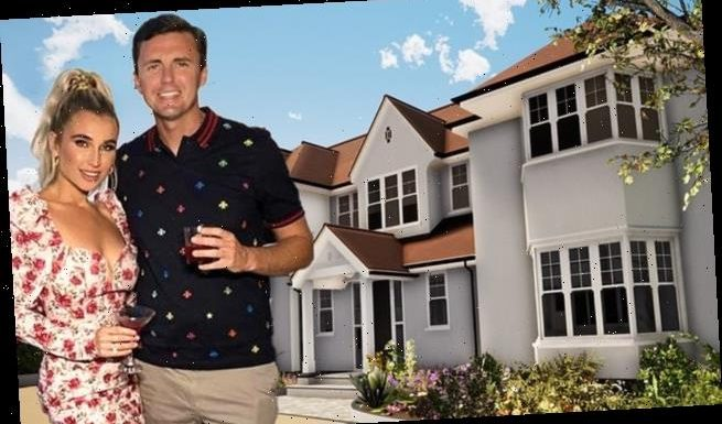 Billie Faiers and Greg Shepherd finally begin work on £1.4M Essex home