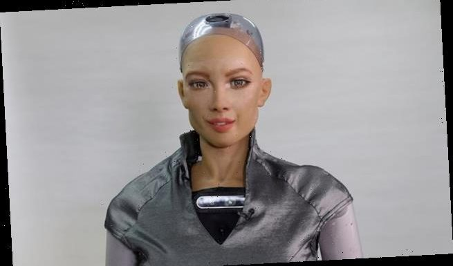 Sophia the robot makers to produce THOUSANDS of bots by end of 2021
