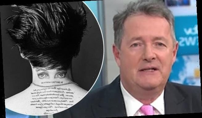 Piers Morgan slams Brooklyn Beckham's latest tattoo