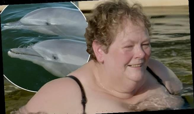 The Chase stars are SLAMMED by the RSPCA for swimming with dolphins