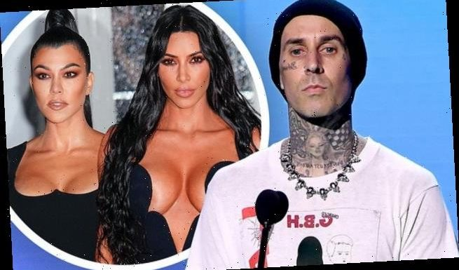 Travis Barker once admitted to having a crush on Kim Kardashian