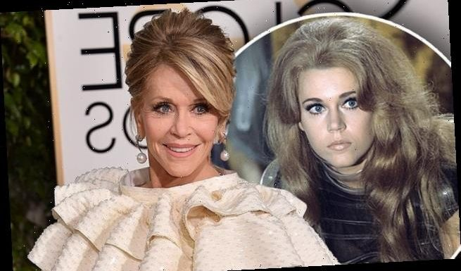 Jane Fonda to be honored with Cecil B. deMille Award at Golden Globes