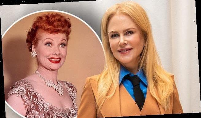 Nicole Kidman breaks silence about being cast as Lucille Ball