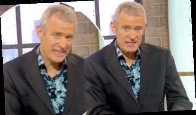 Jeremy Vine reveals scammer told him to 'f***' off'