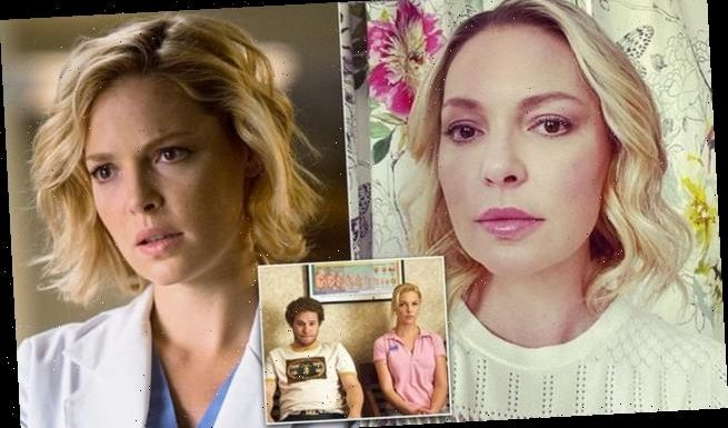 Katherine Heigl reveals she had therapy to 'get to know herself'