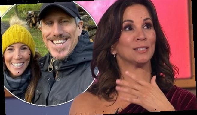 Andrea McLean has '£2 in her business account' after Loose Women exit