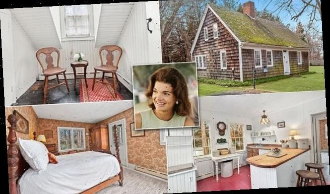 Jackie O's horse haven where she learned to ride listed at $1.99m