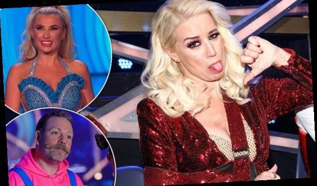 Dancing On Ice thrown into CHAOS as three celebs drop of the show