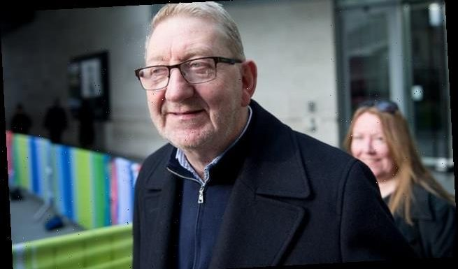 Len McCluskey admits bill for hotel and conference centre has TREBLED