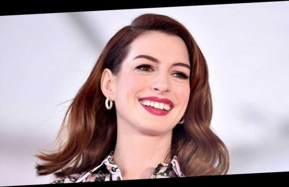 Anne Hathaway Says She's Been Called the Wrong Name Her Entire Career