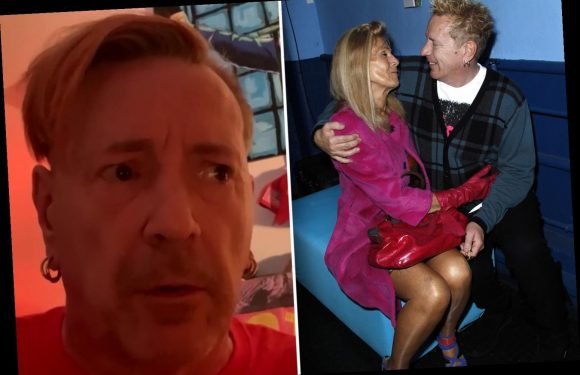 Johnny Rotten reveals his wife screams 'he's trying to murder me' in public after Alzheimer's diagnosis