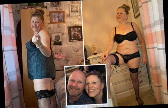 Ex-teacher mum-of-two, 49, quits classroom to rake in £58,000-a-year selling X-rated snaps on OnlyFans