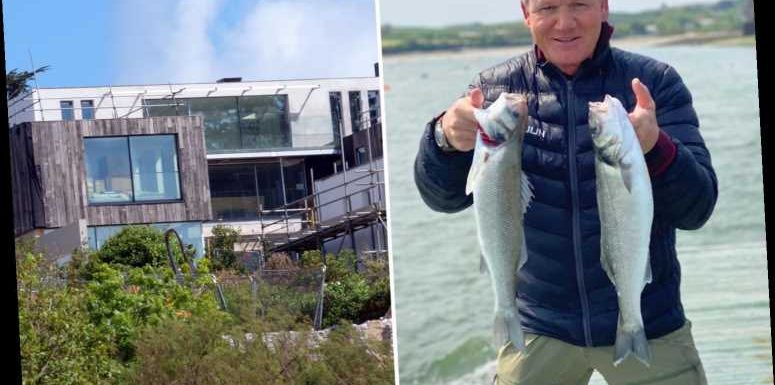 Cornwall Police boss warns Gordon Ramsay & other celebs to stay away in lockdown