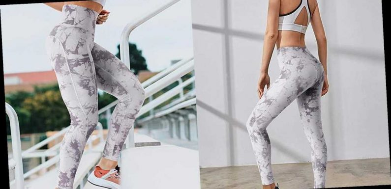 These Fan-Favorite Leggings From Amazon Will Get You Moving in 2021