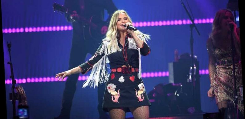 "Hear Miranda Lambert Sing 'Jive Talkin"" With Barry Gibb"