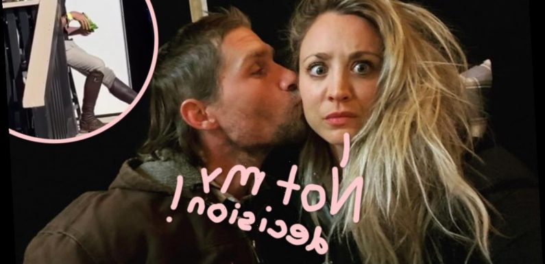 Kaley Cuoco Absolutely HATES Her Hubby's New Haircut!