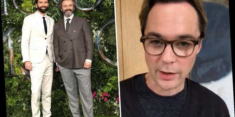 Staged's David Tennant and Michael Sheen replaced by The Big Bang Theory's Jim Parsons as 'they're not famous enough'