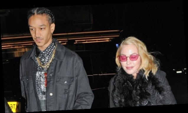 Madonna, 62, Takes Boyfriend Ahlamalik Williams, 26, On A 'Special' Getaway To Kenya
