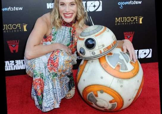 'Mandalorian' Star Katee Sackhoff Thought Her Fiance Would Just Be a Rebound — How He Won Her Over