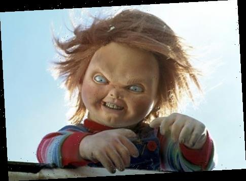 Amber Alert with Chucky horror movie doll 'wielding a huge kitchen knife' listed as suspect is 'accidentally sent out'
