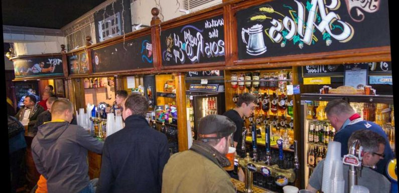When will pubs and bars open?